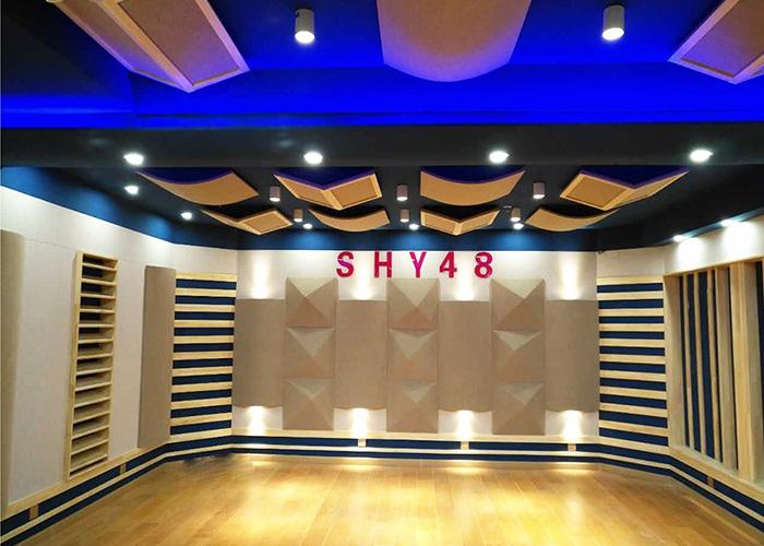 SHY48(沈阳丝芭文化录音棚)