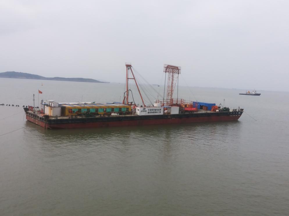 头门岛海底电缆工程