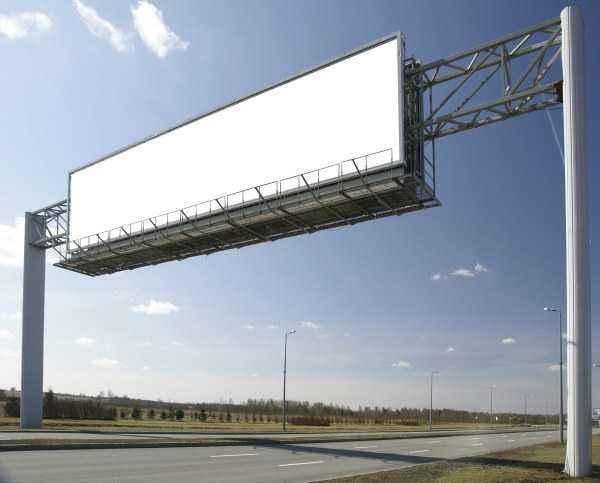 大型廣告戶外牌