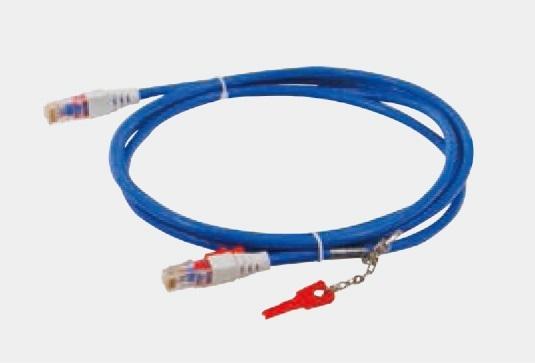 6类带锁跳线