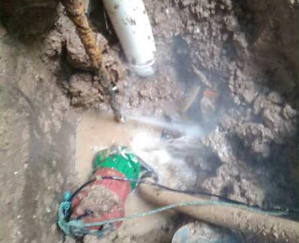 合肥自来水管道漏水检测