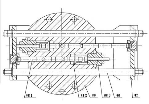 电动润滑泵内部结构