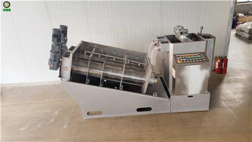 叠螺式污泥脱水机-RDT302