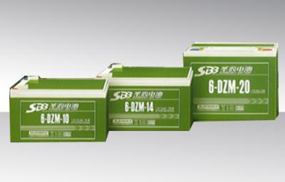 动力型电动车专用蓄电池